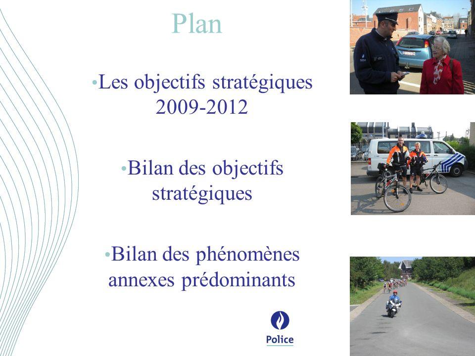Plan Les objectifs stratégiques 2009-2012