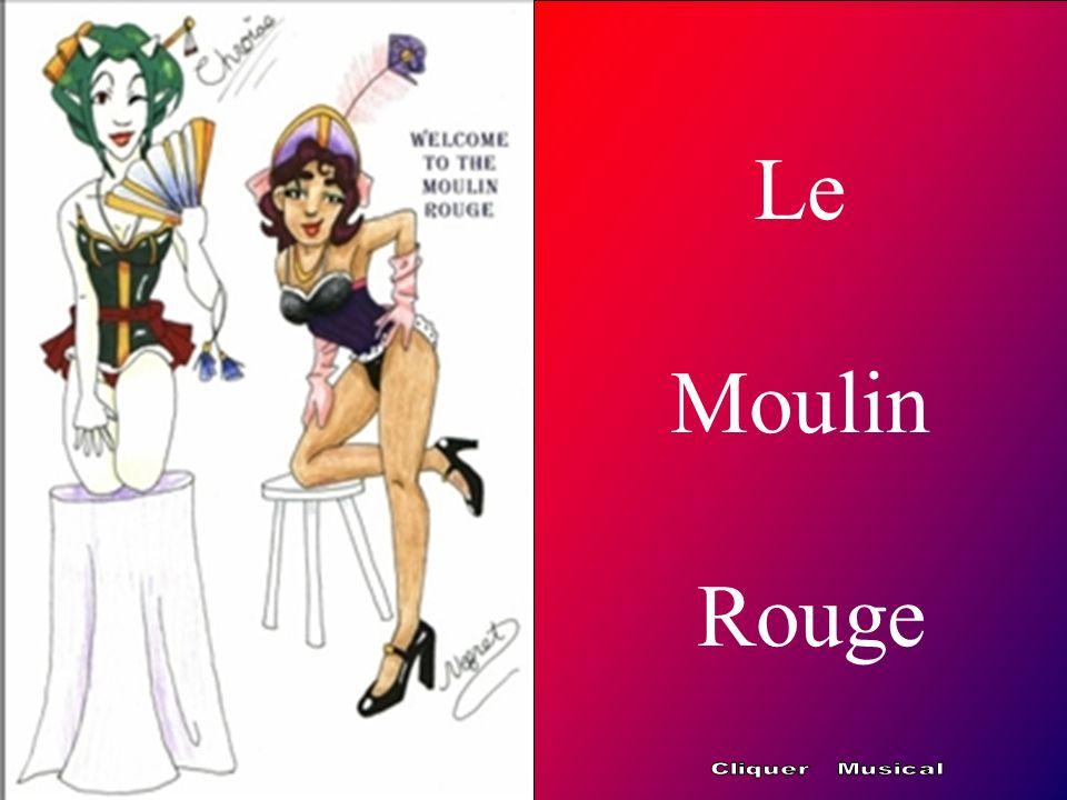 Le Moulin Rouge Cliquer Musical