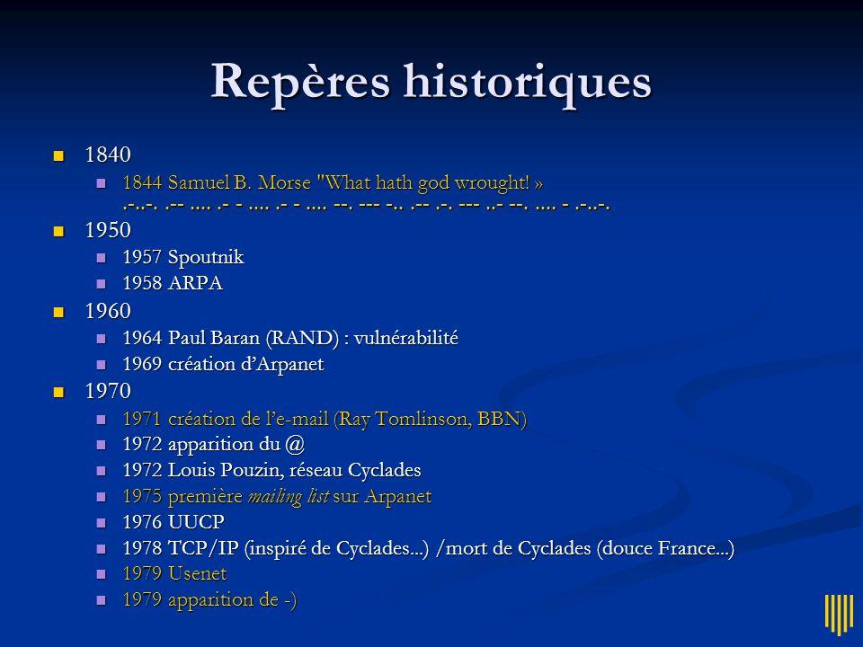 Repères historiques 1840.