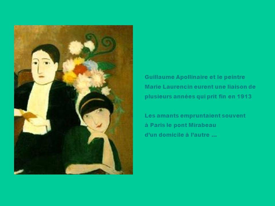 Guillaume Apollinaire et le peintre