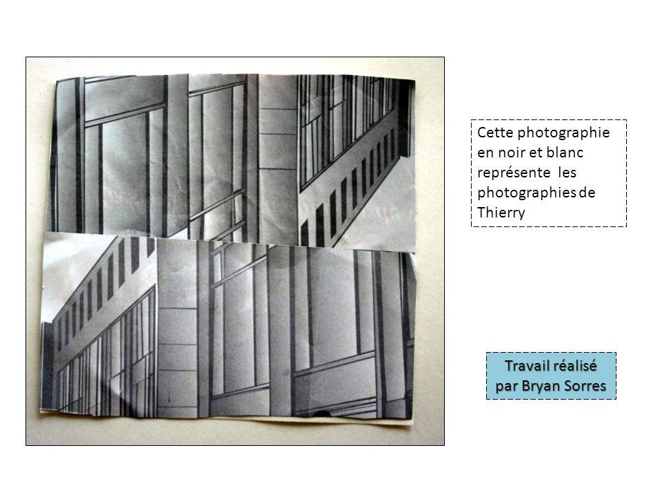 Travail réalisé par Bryan Sorres