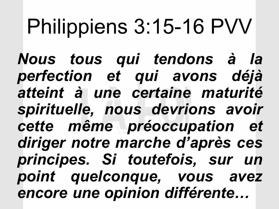 Philippiens 3:15-16 PVV