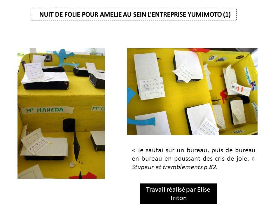 NUIT DE FOLIE POUR AMELIE AU SEIN L'ENTREPRISE YUMIMOTO (1)