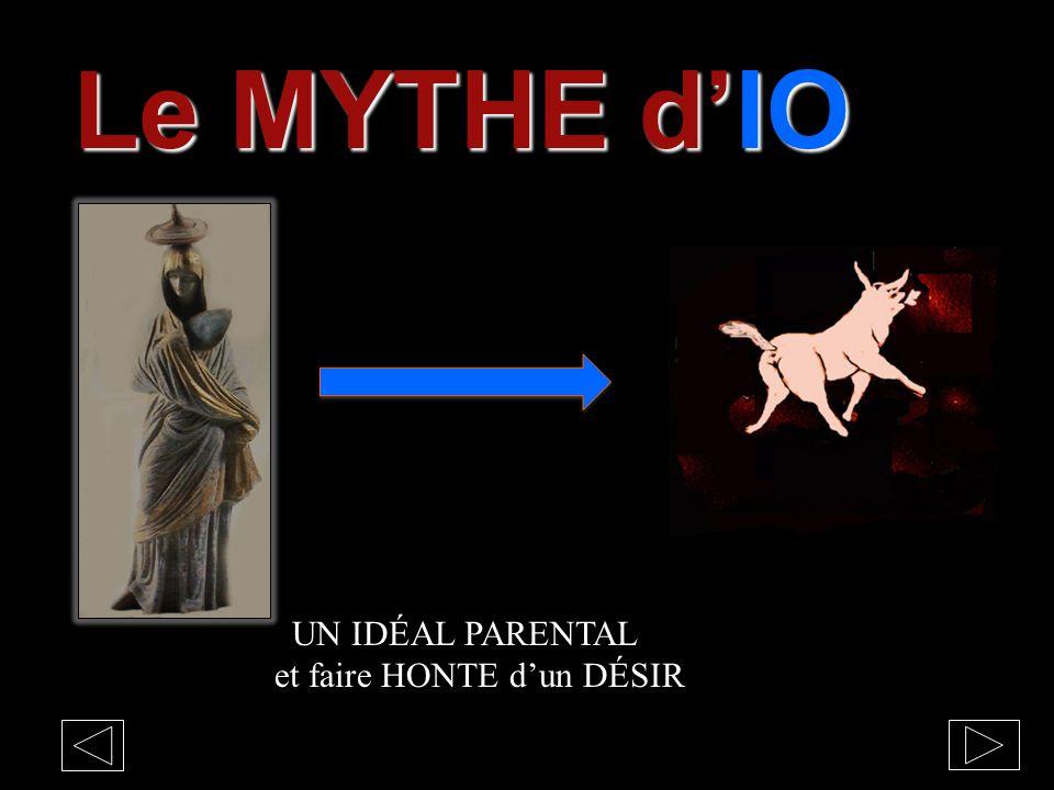 Le MYTHE d'IO UN IDÉAL PARENTAL et faire HONTE d'un DÉSIR