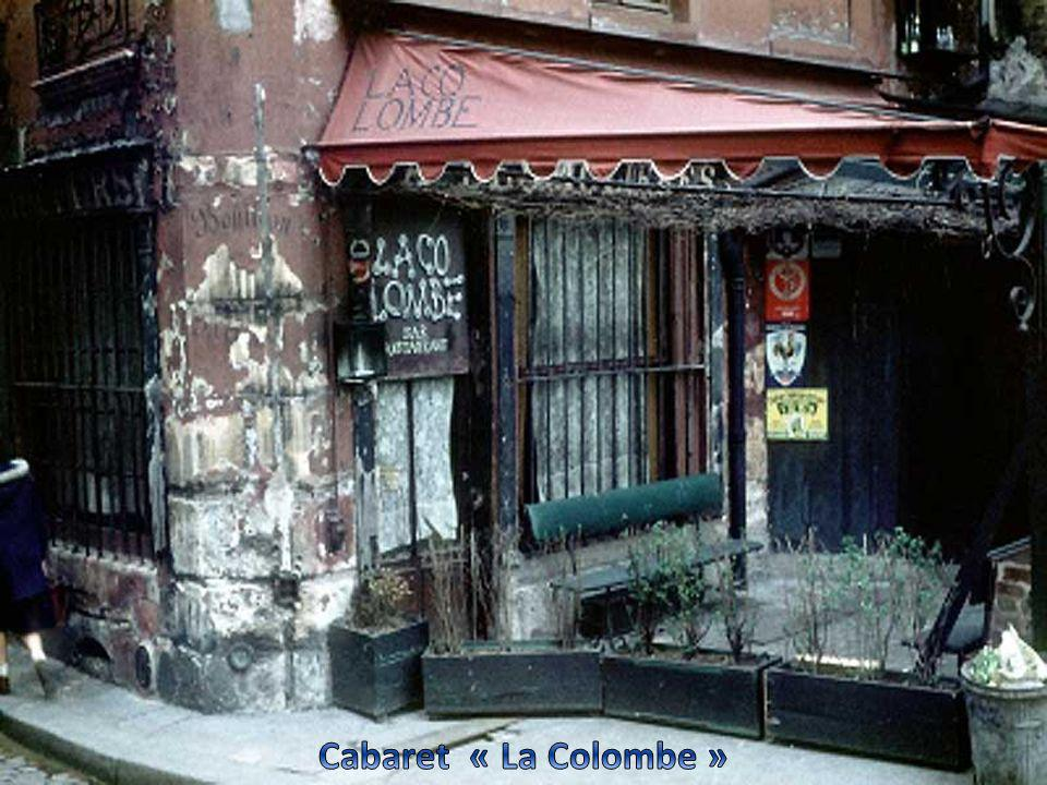 Cabaret « La Colombe »