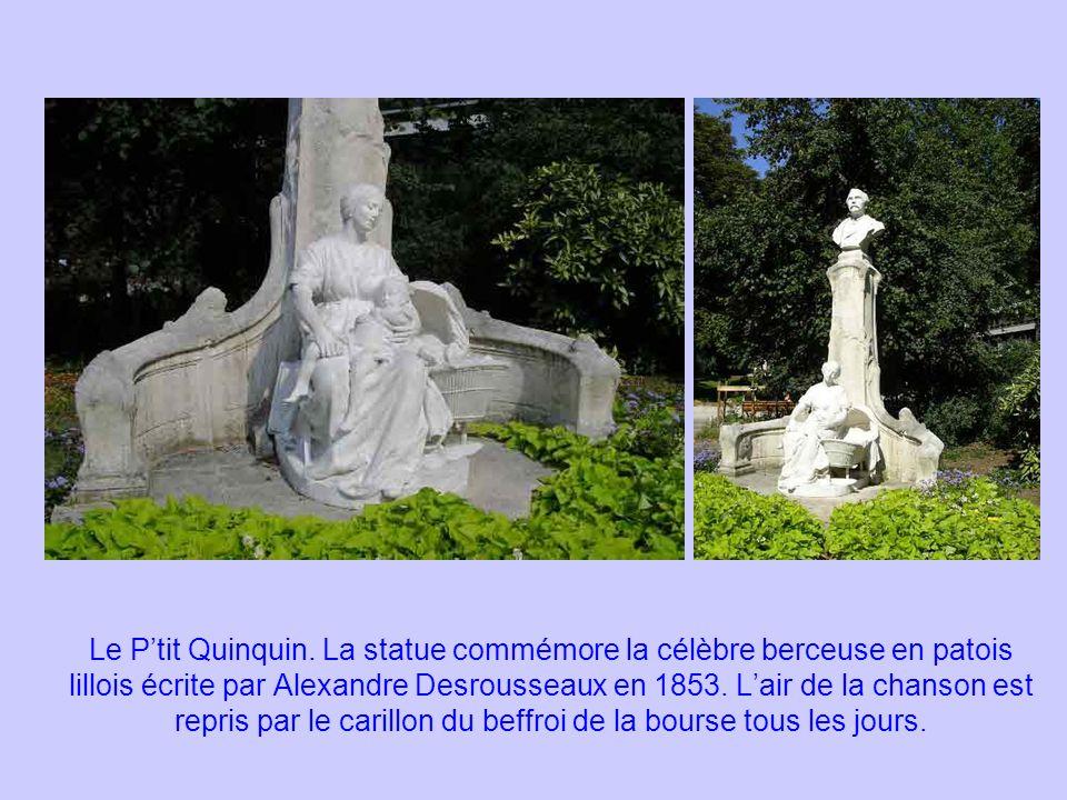 Le P'tit Quinquin.