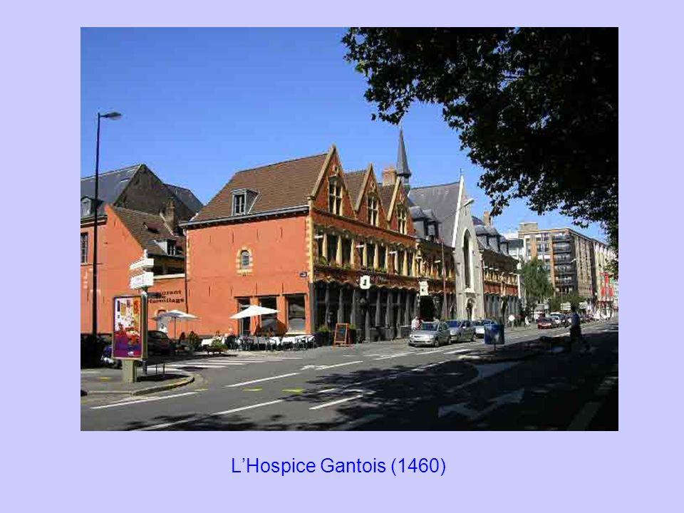L'Hospice Gantois (1460)
