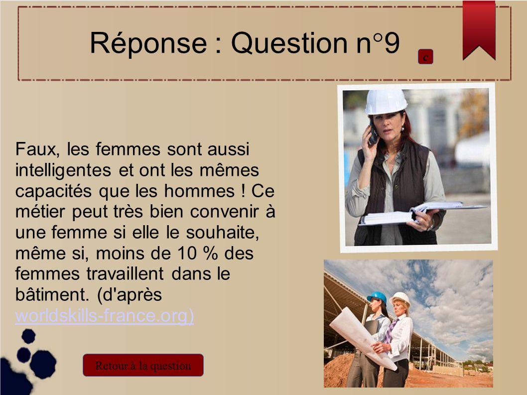 Réponse : Question n°9c.