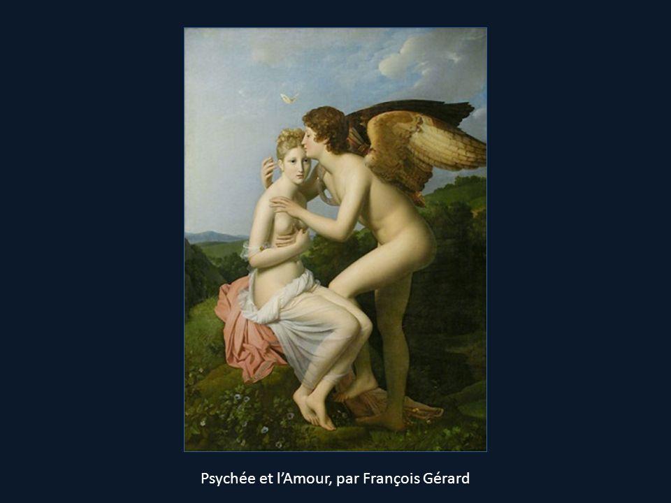 Psychée et l'Amour, par François Gérard