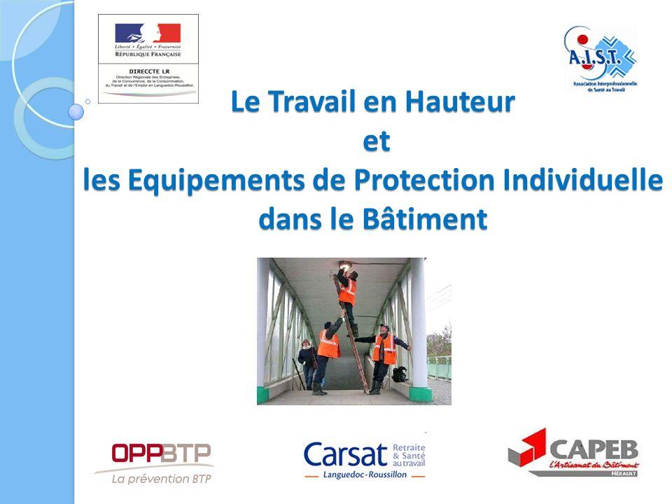 les Equipements de Protection Individuelle