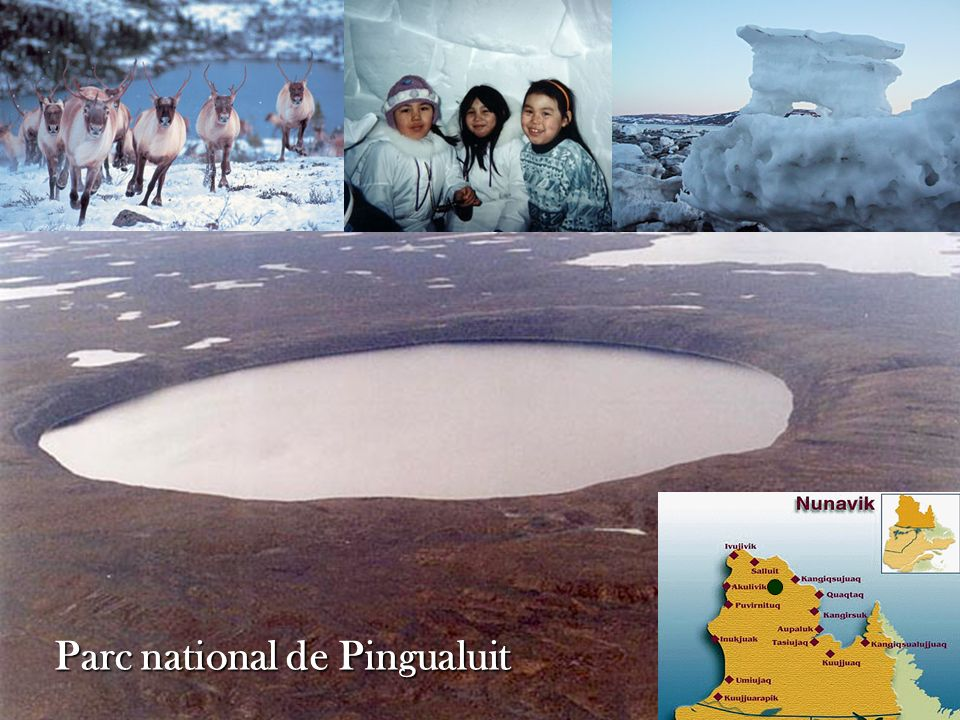 Parc national de Pingualuit