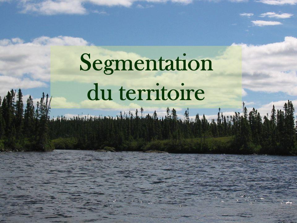 Segmentation du territoire