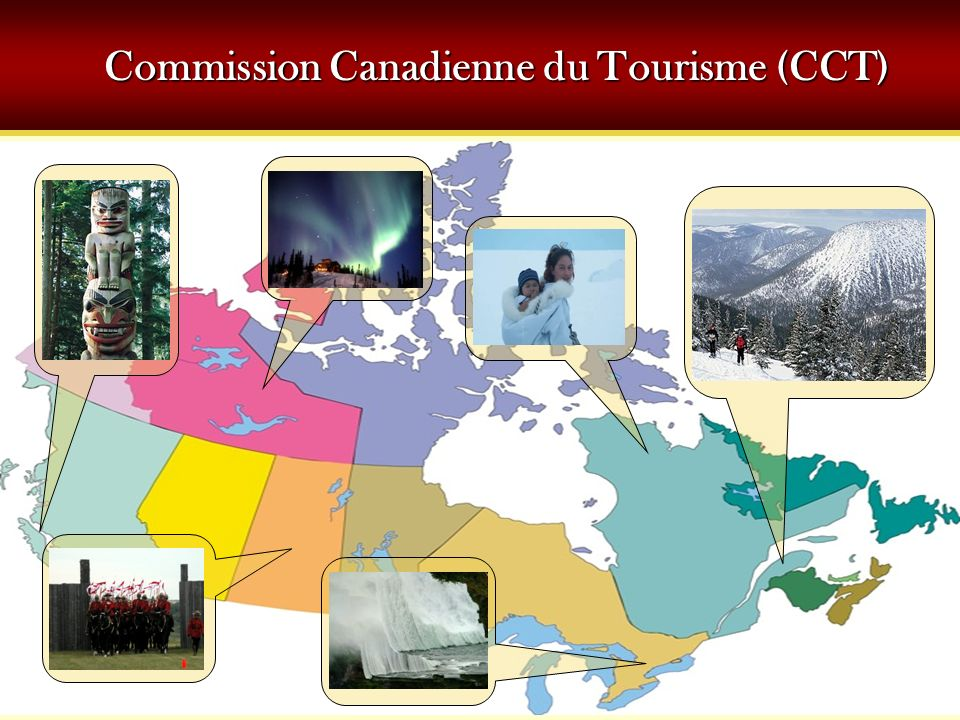Commission Canadienne du Tourisme (CCT)