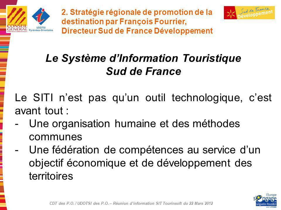 Le Système d'Information Touristique