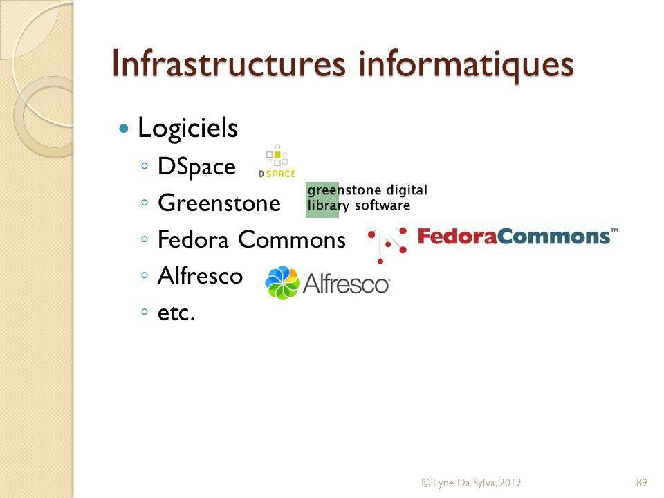 Infrastructures informatiques