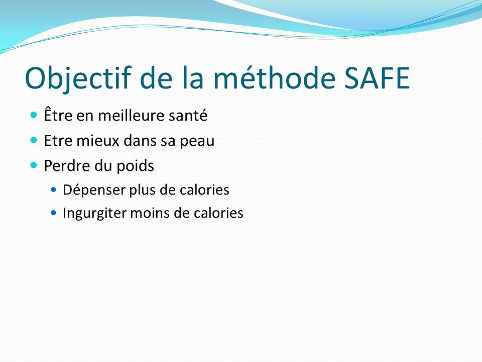 Objectif de la méthode SAFE