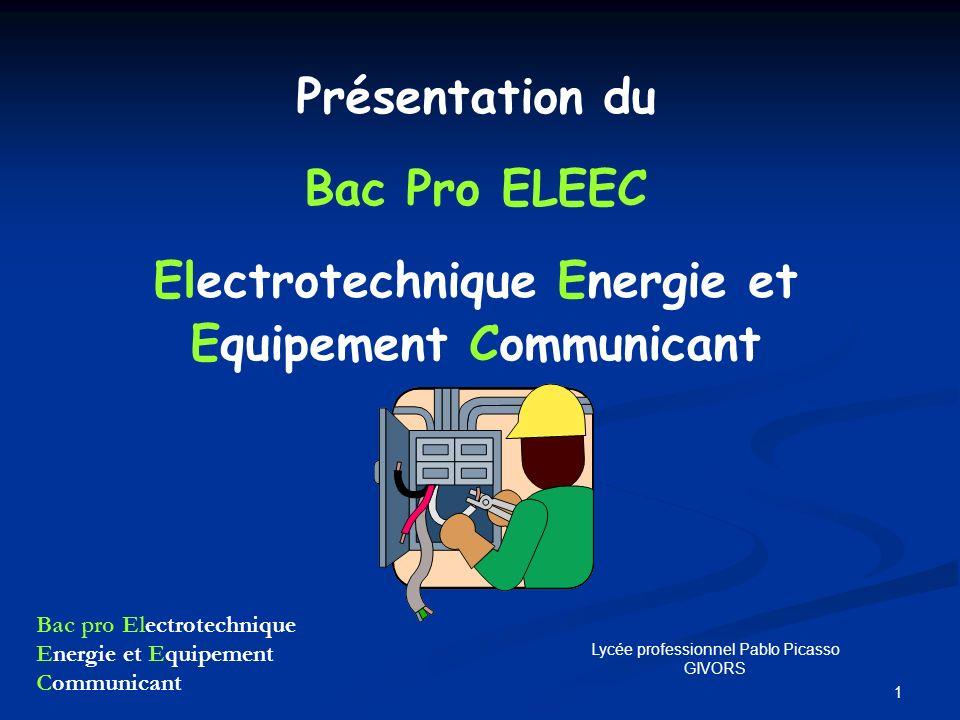 Electrotechnique Energie et Equipement Communicant