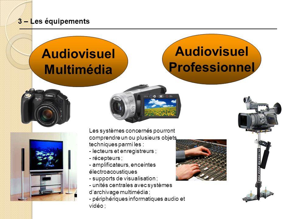 Audiovisuel Professionnel Audiovisuel Multimédia
