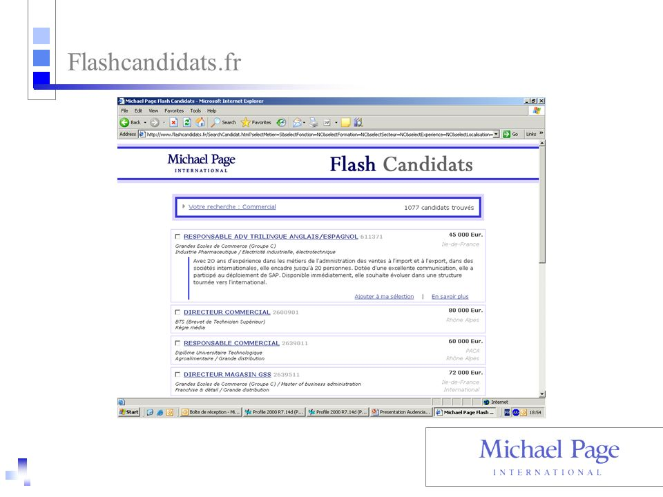 Flashcandidats.fr