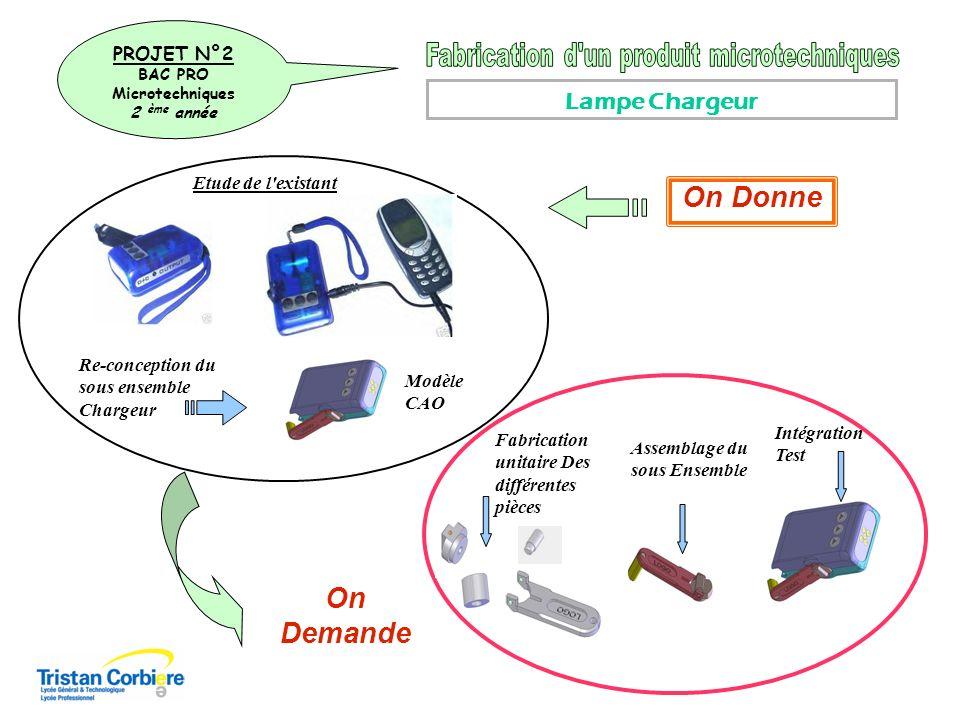 Fabrication d un produit microtechniques