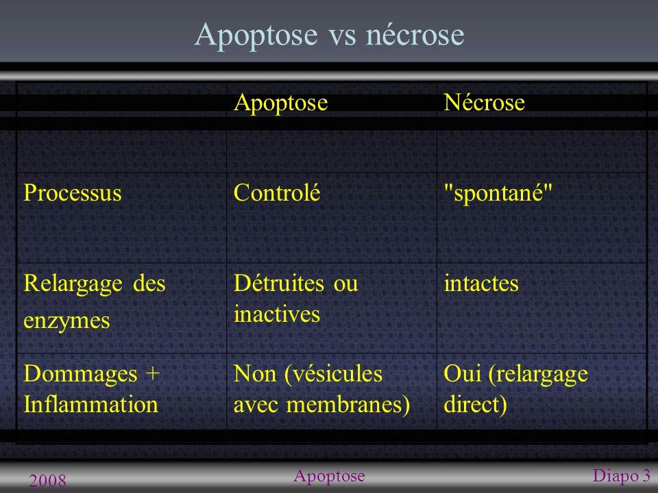 Description générale Affaiblissement des membranes