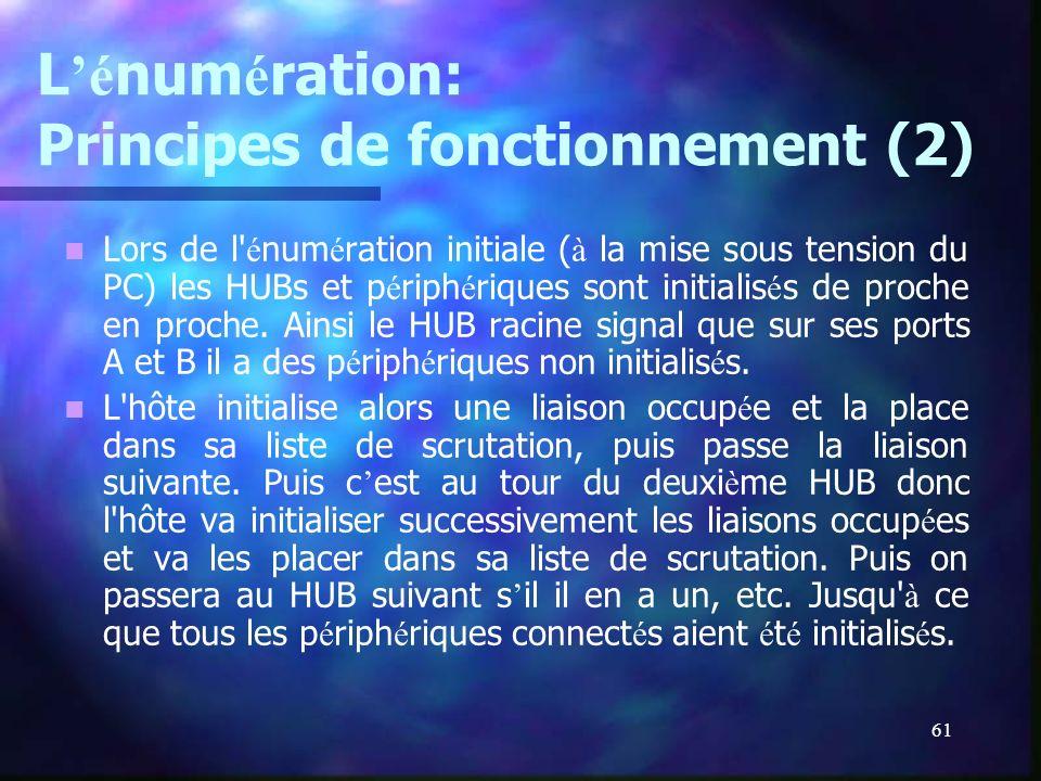 L'énumération: Principes de fonctionnement (2)