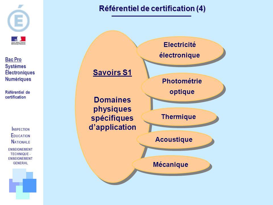 Référentiel de certification (4)
