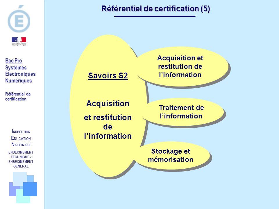 Référentiel de certification (5)
