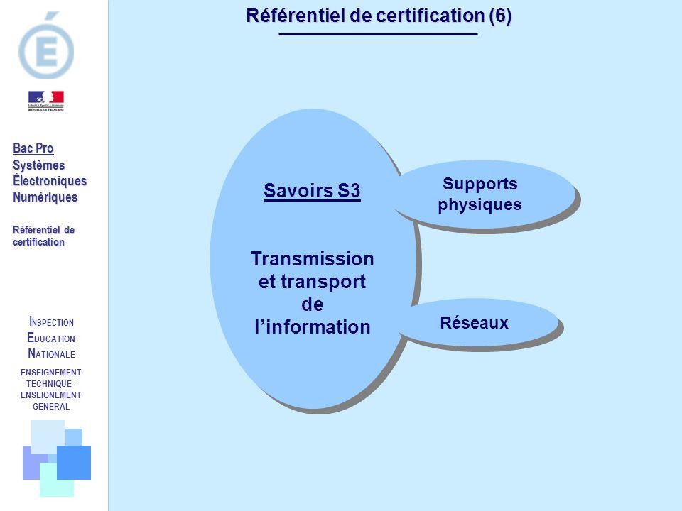 Référentiel de certification (6)