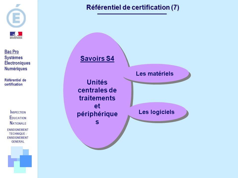 Référentiel de certification (7)