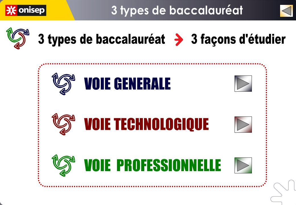 3 types de baccalauréat 3 façons d étudier