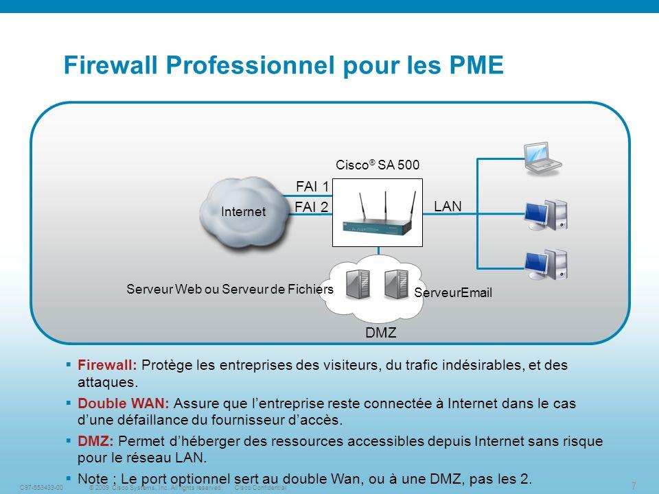 Firewall Professionnel pour les PME