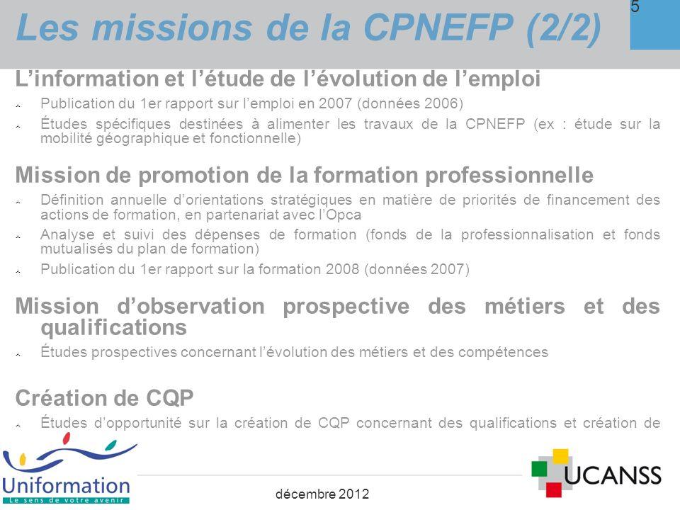 Les missions de la CPNEFP (2/2)