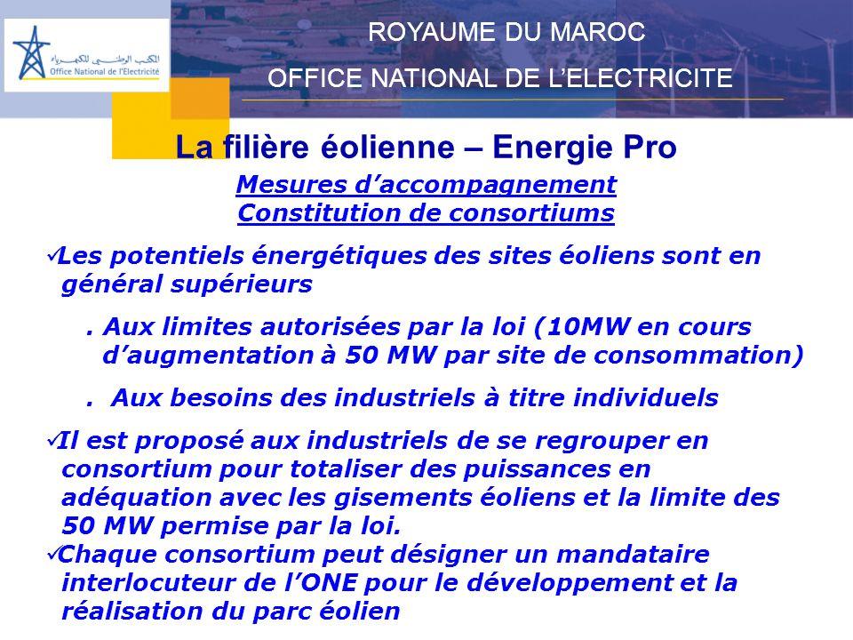 La filière éolienne – Energie Pro