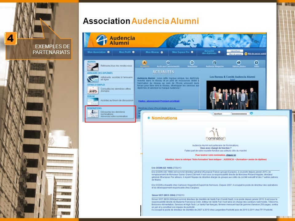 Association Audencia Alumni