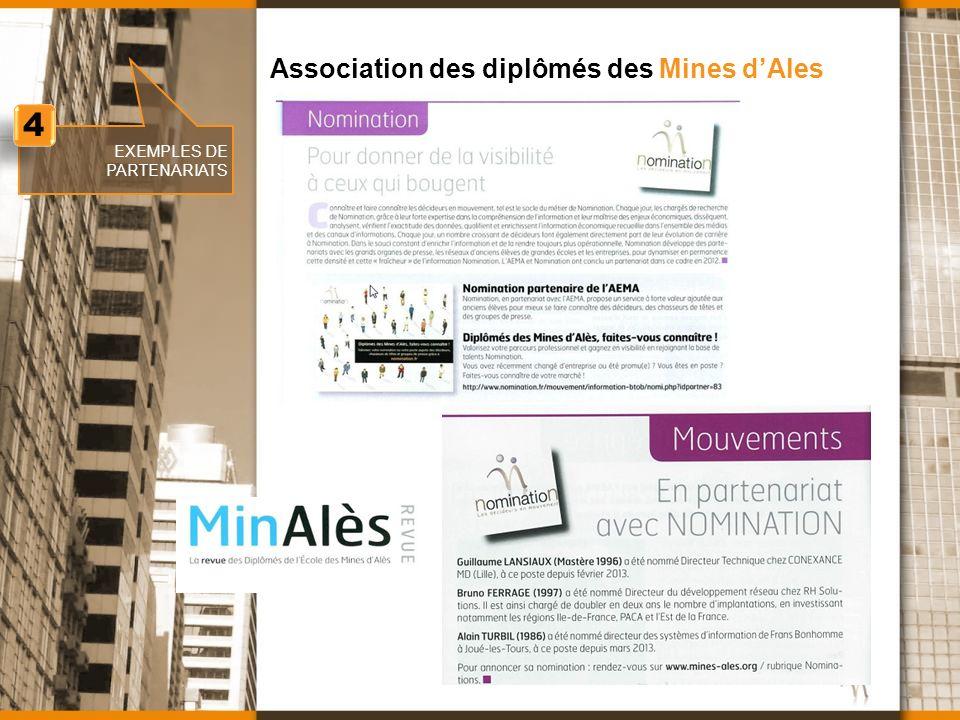 Association des diplômés des Mines d'Ales