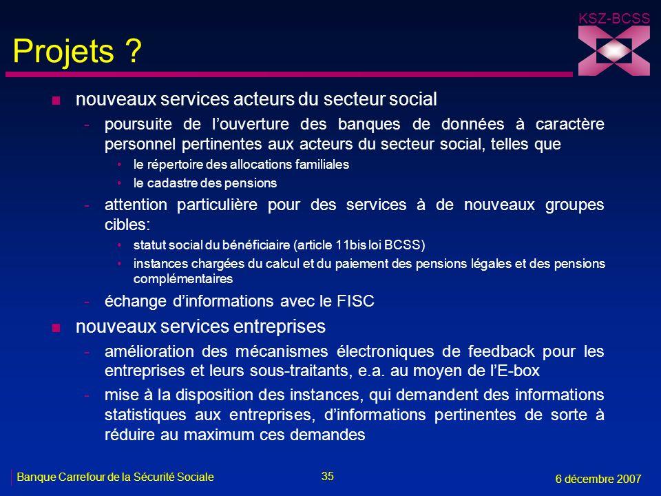 Projets nouveaux services acteurs du secteur social