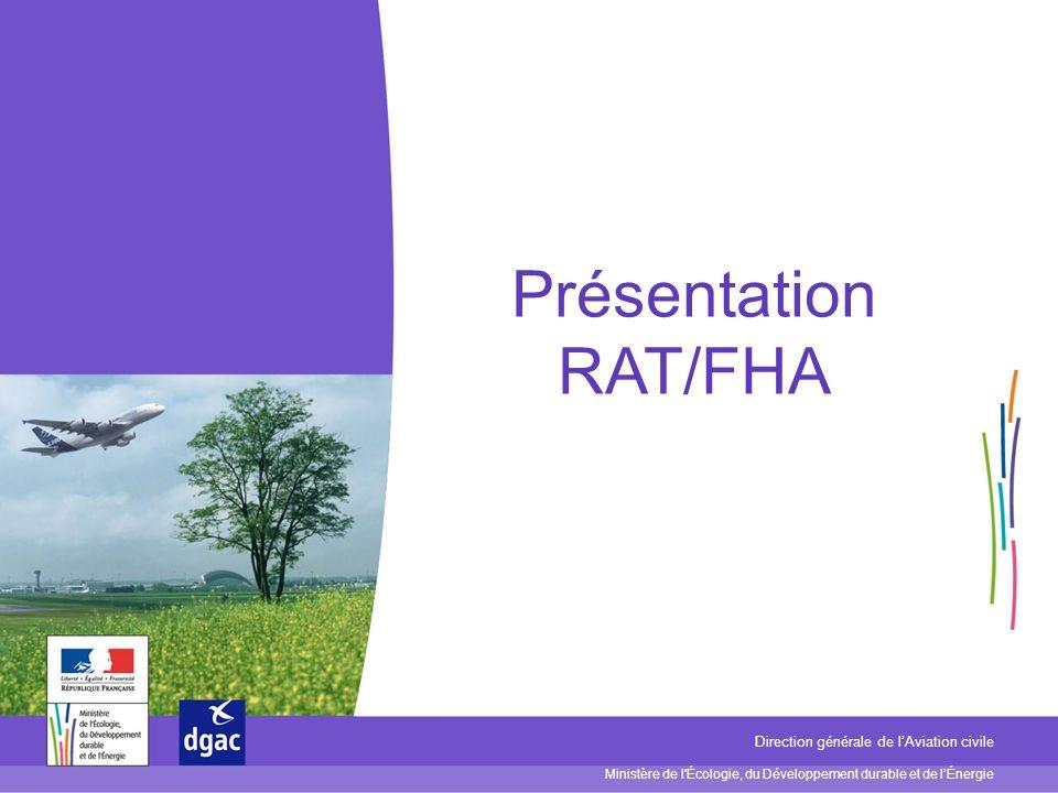 Présentation RAT/FHA