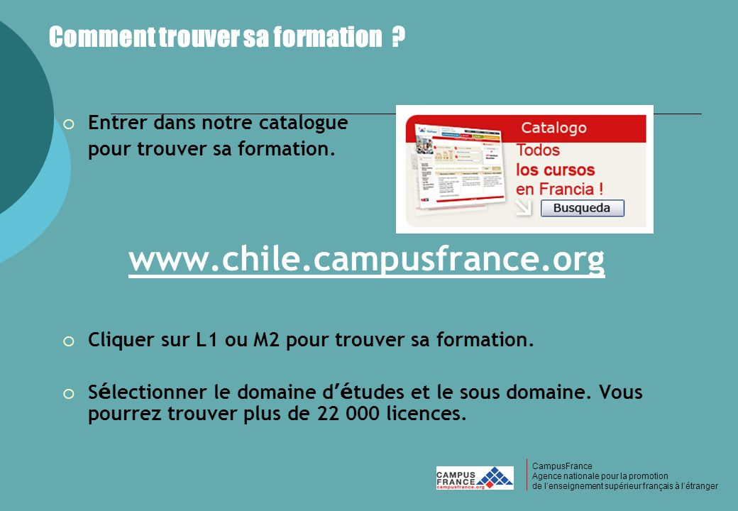 Comment trouver sa formation