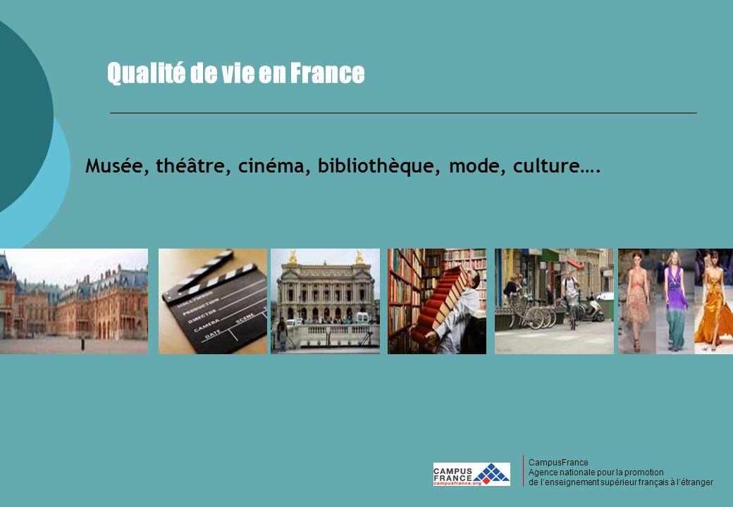Qualité de vie en France