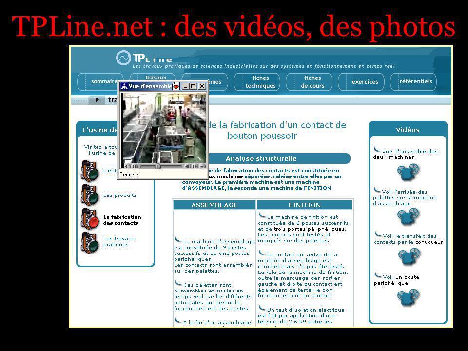 TPLine.net : des vidéos, des photos