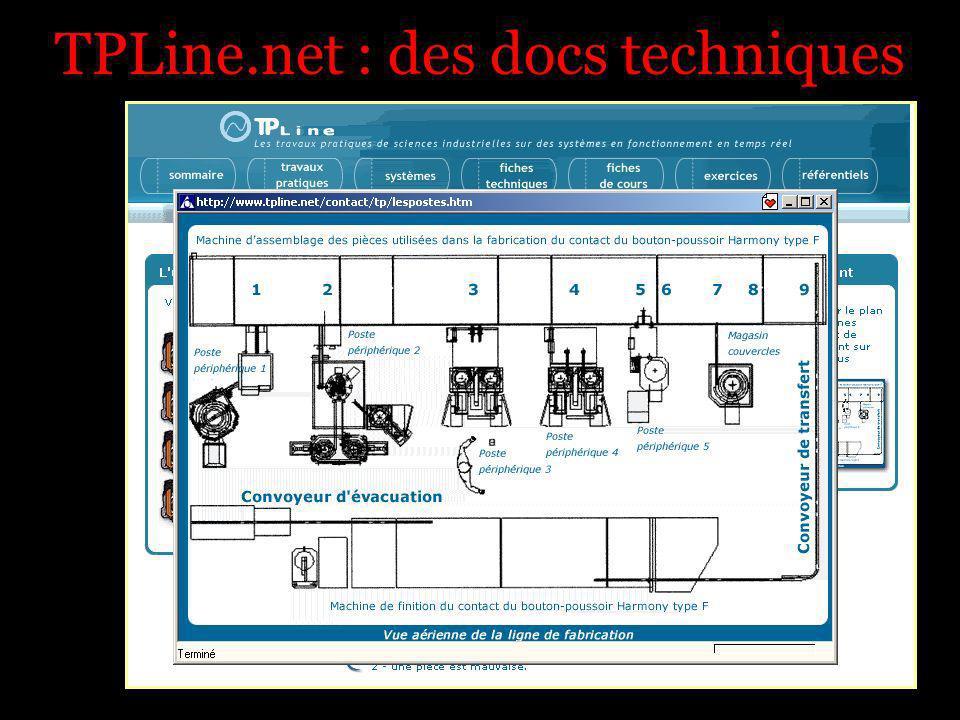 TPLine.net : des docs techniques