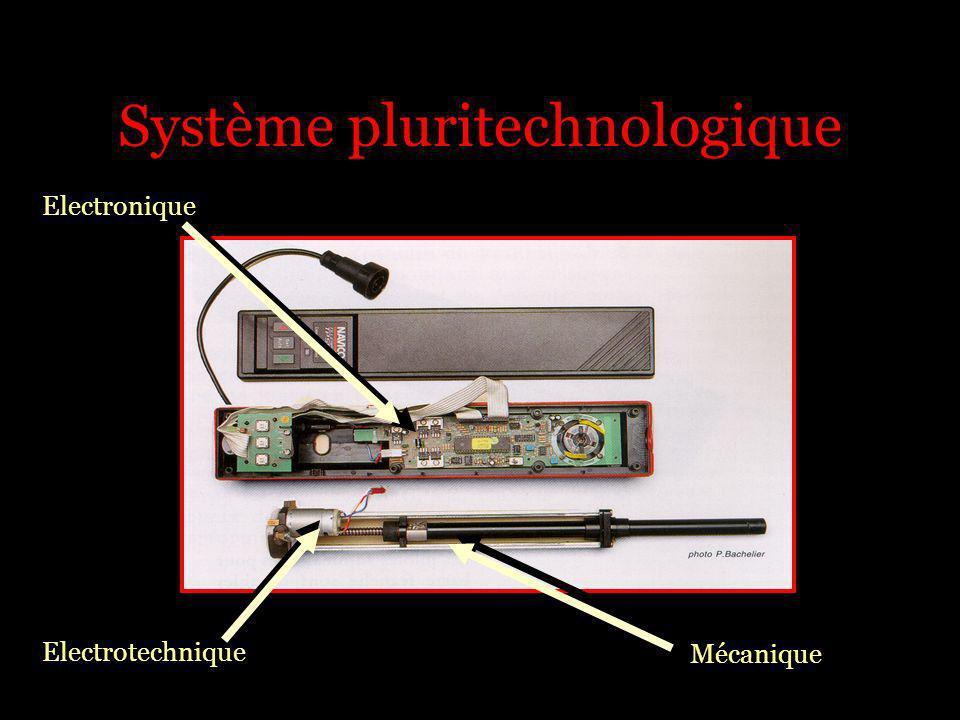 Système pluritechnologique