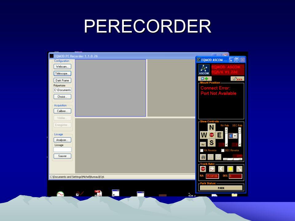 PERECORDER