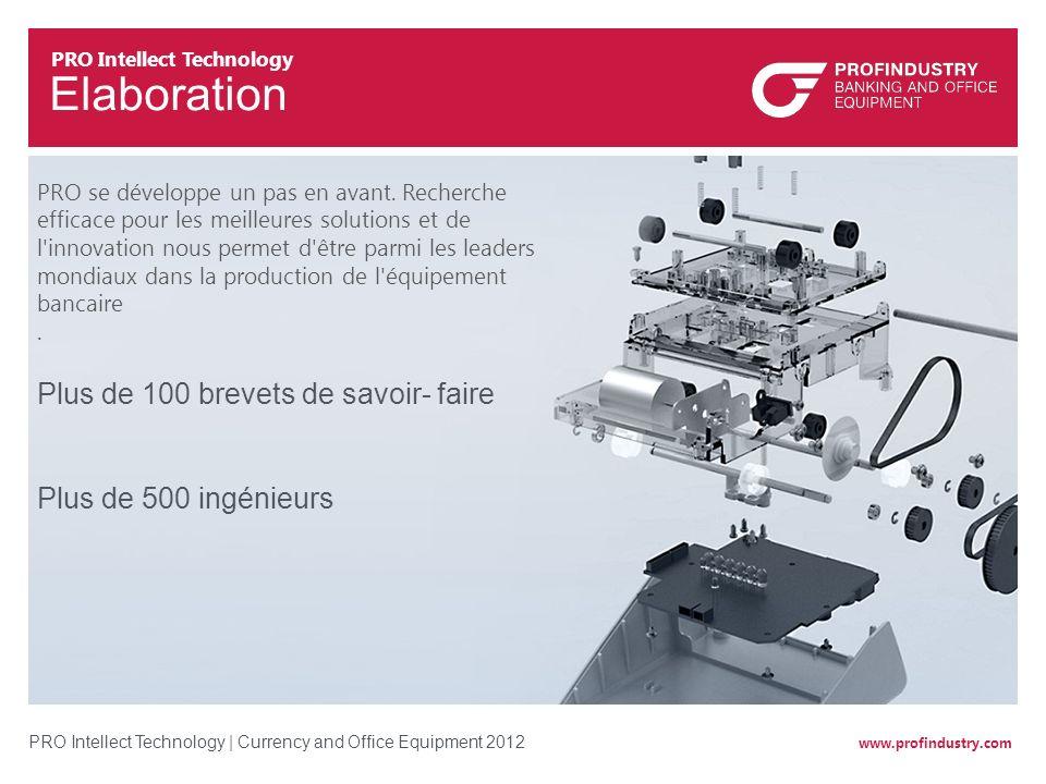 Elaboration Plus de 100 brevets de savoir- faire