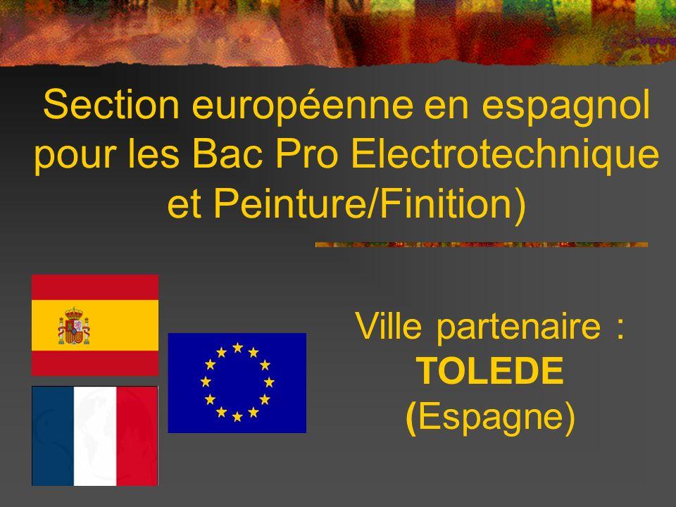 Ville partenaire : TOLEDE (Espagne)