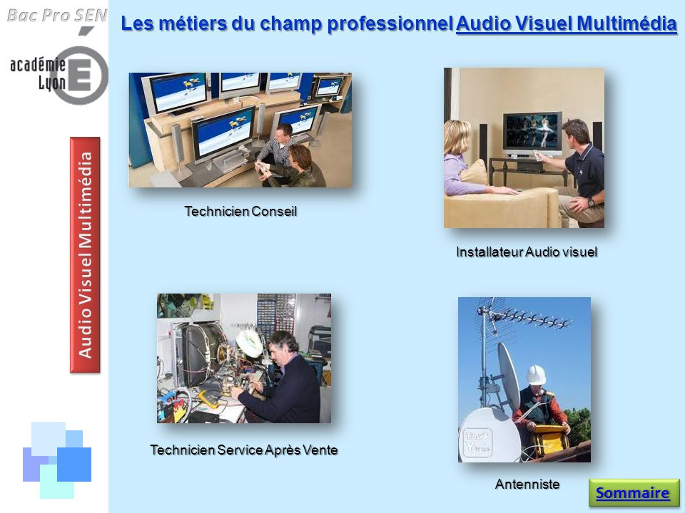 Audio Visuel Multimédia