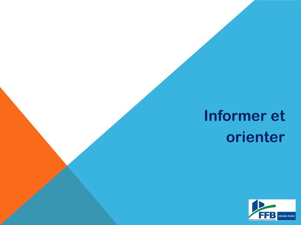 Informer et orienter