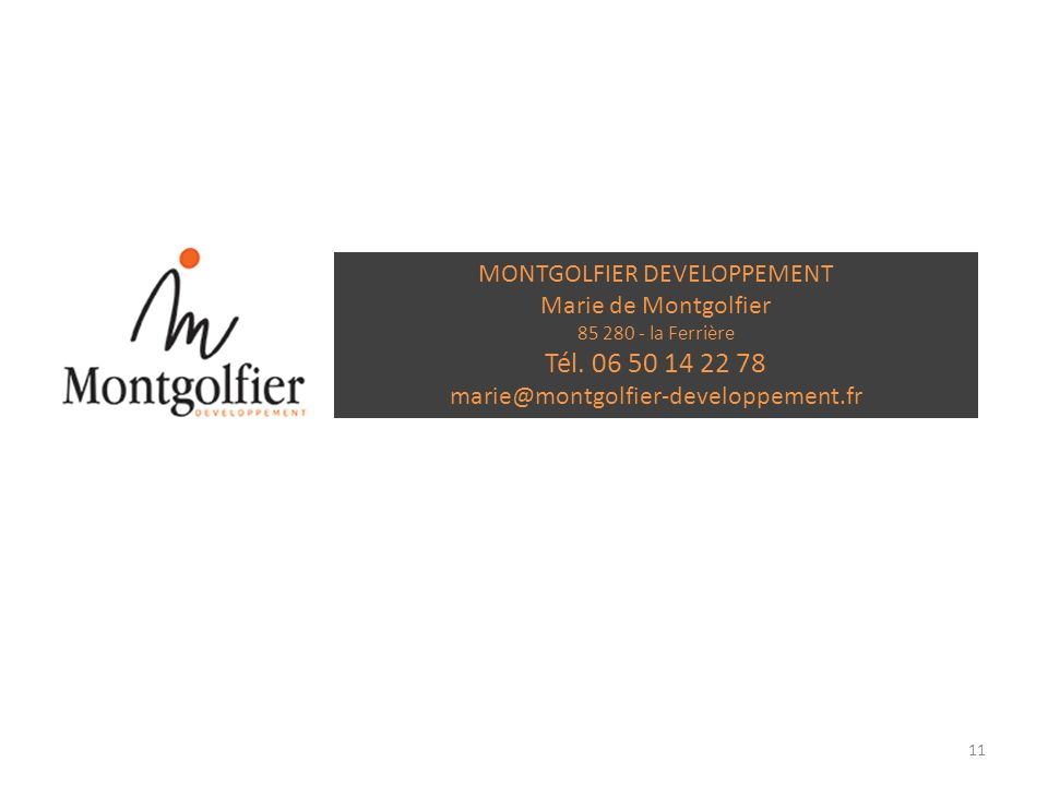 MONTGOLFIER DEVELOPPEMENT