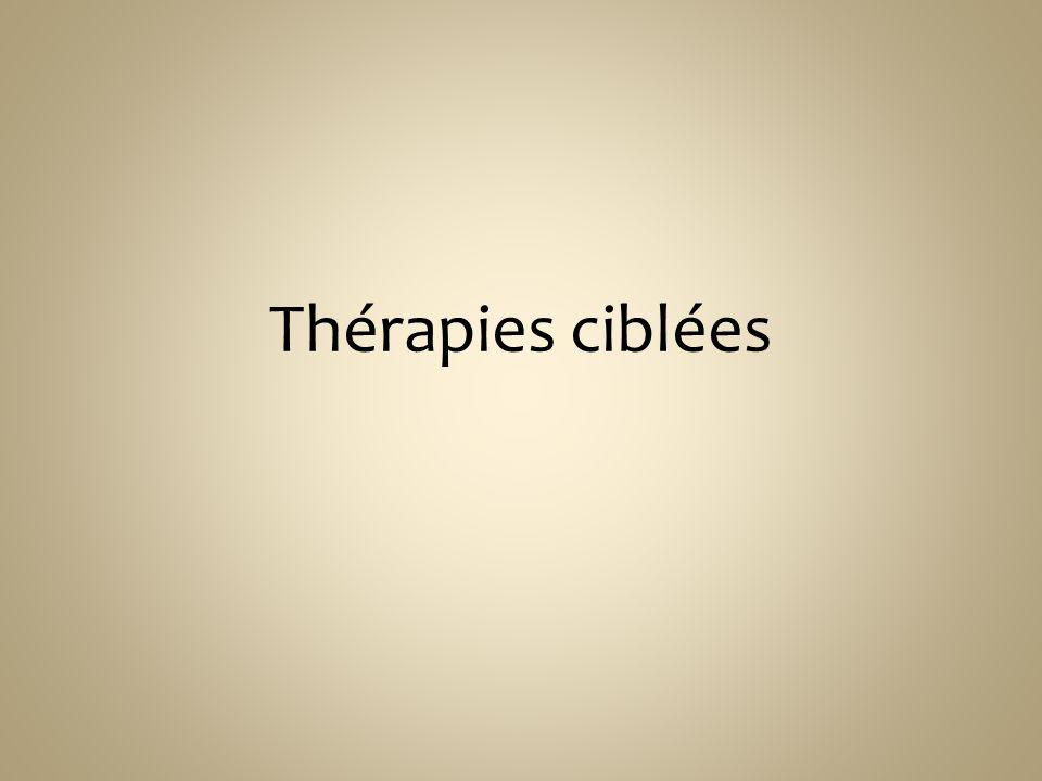 Thérapies ciblées